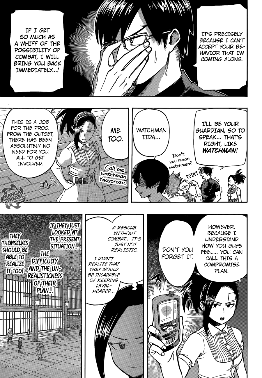 My Hero Academia, Chapter 85 image 004