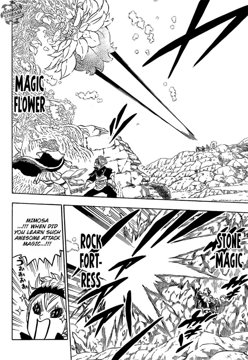 Black Clover, Chapter 114 The Flower of Oath image 011