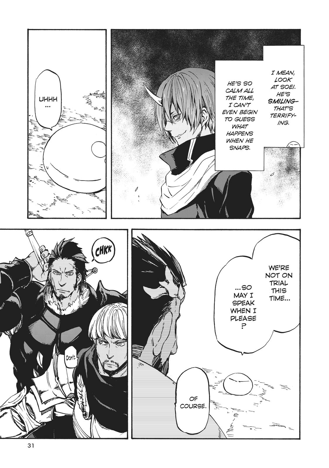 That Time I Got Reincarnated As A Slime, Chapter 28 image 030