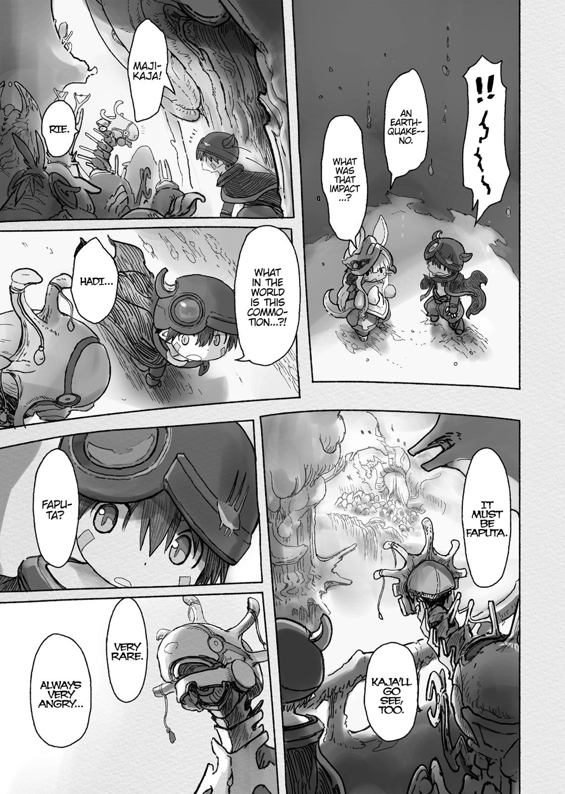 Made In Abyss, Chapter Hello,Abyss 41 image 023