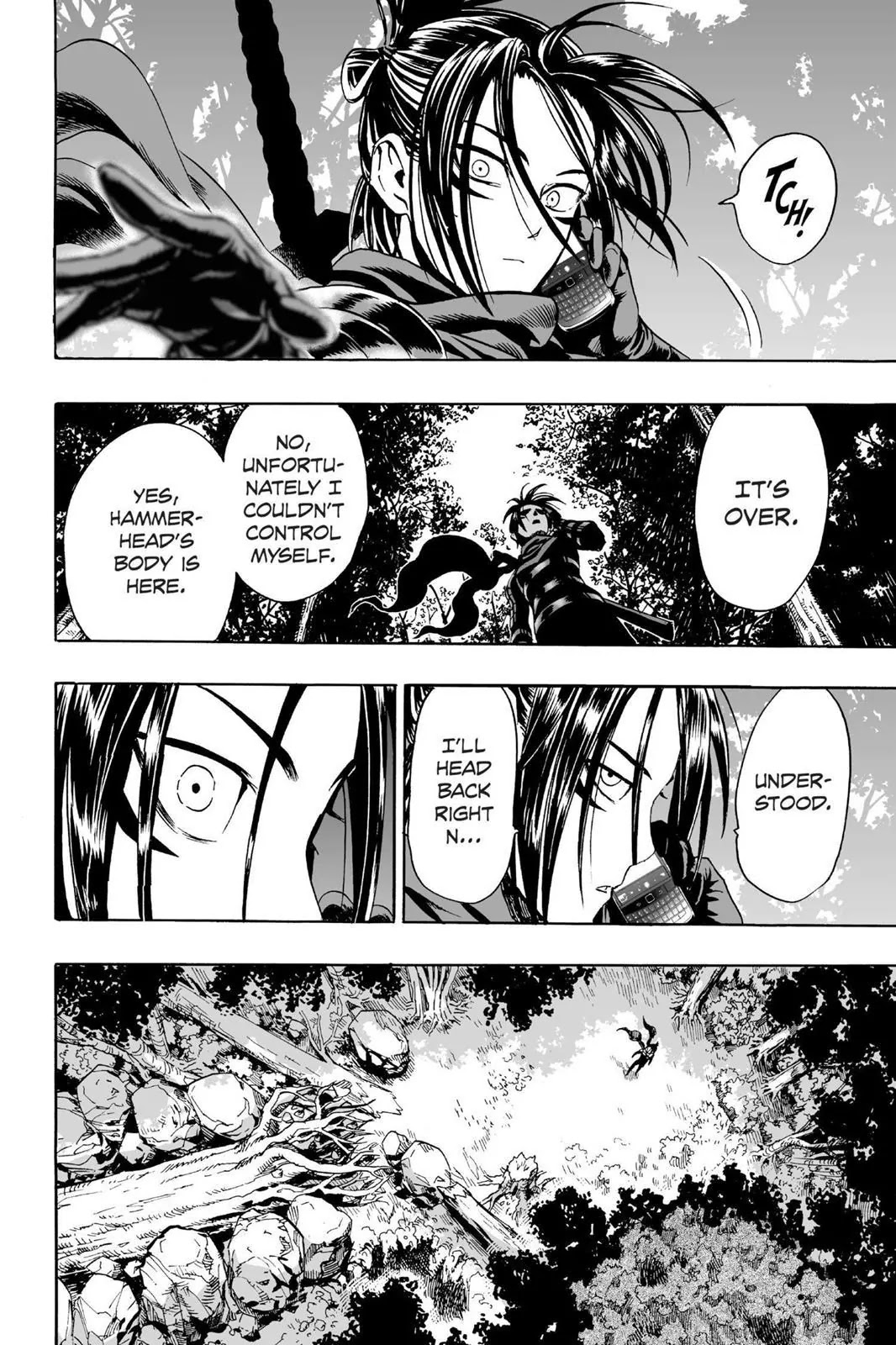 One Punch Man, Chapter Onepunch-Man 13 image 026