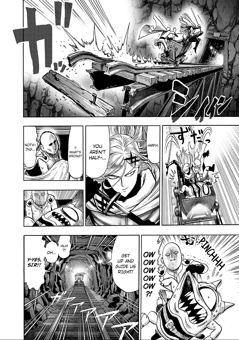 One Punch Man, Chapter 126 image 016