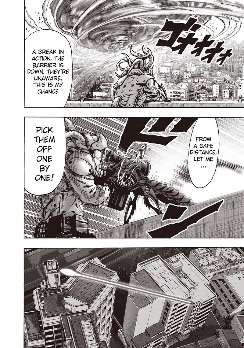One Punch Man, Chapter Onepunch-Man 94 image 040