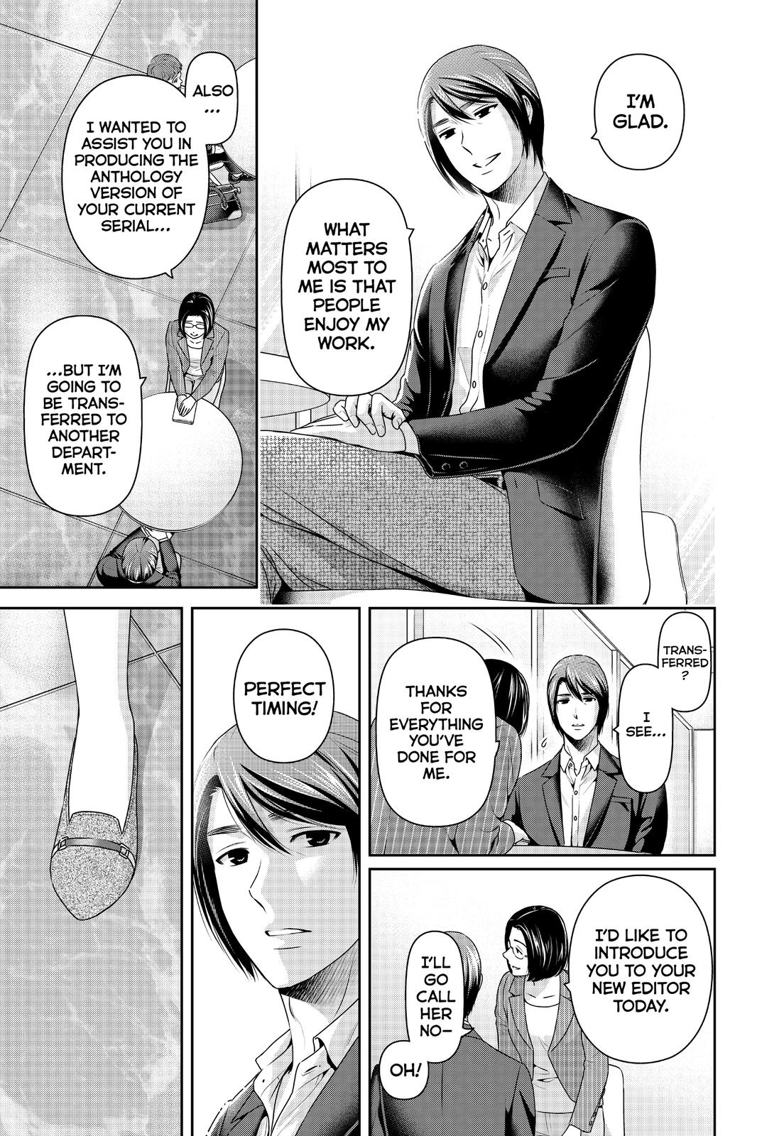 Domestic Na Kanojo, Chapter 276 image 019