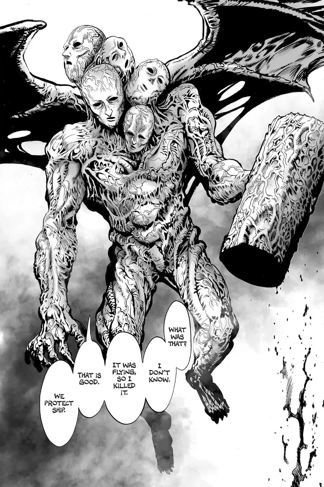One Punch Man, Chapter Onepunch-Man 32 image 007