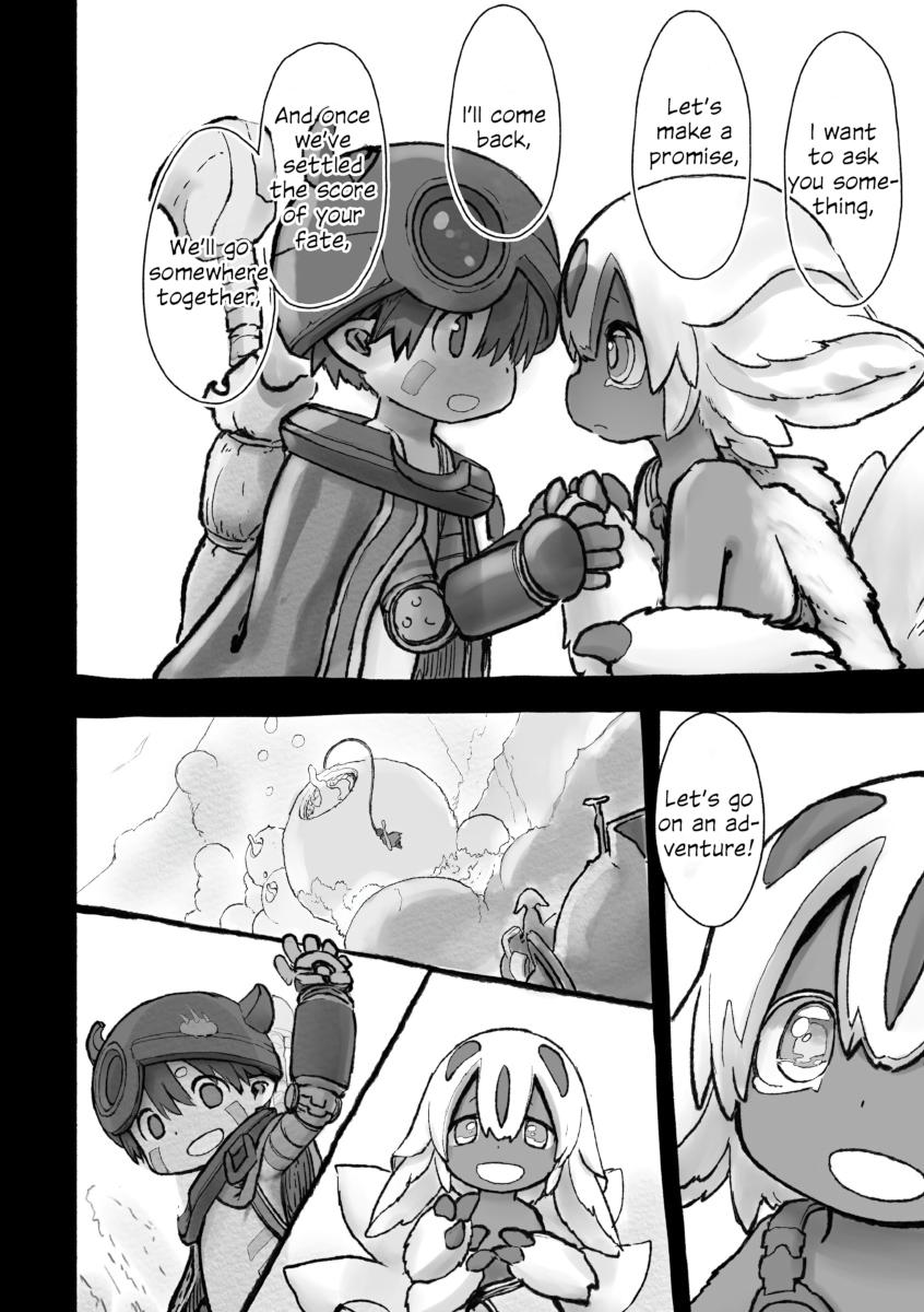 Made In Abyss, Chapter Hello,Abyss 55 image 041
