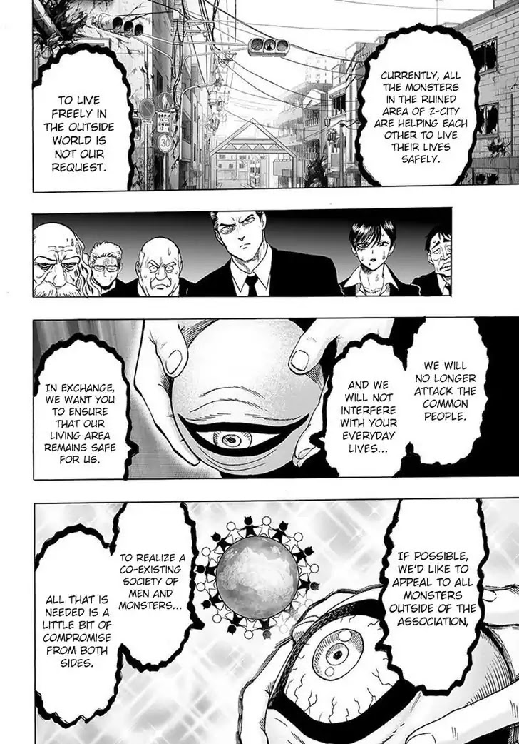 One Punch Man, Chapter Onepunch-Man 79 image 012