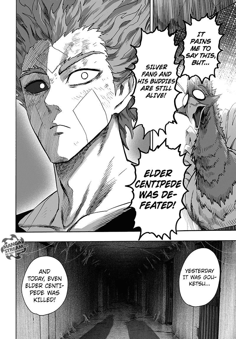One Punch Man, Chapter Onepunch-Man 86 image 029
