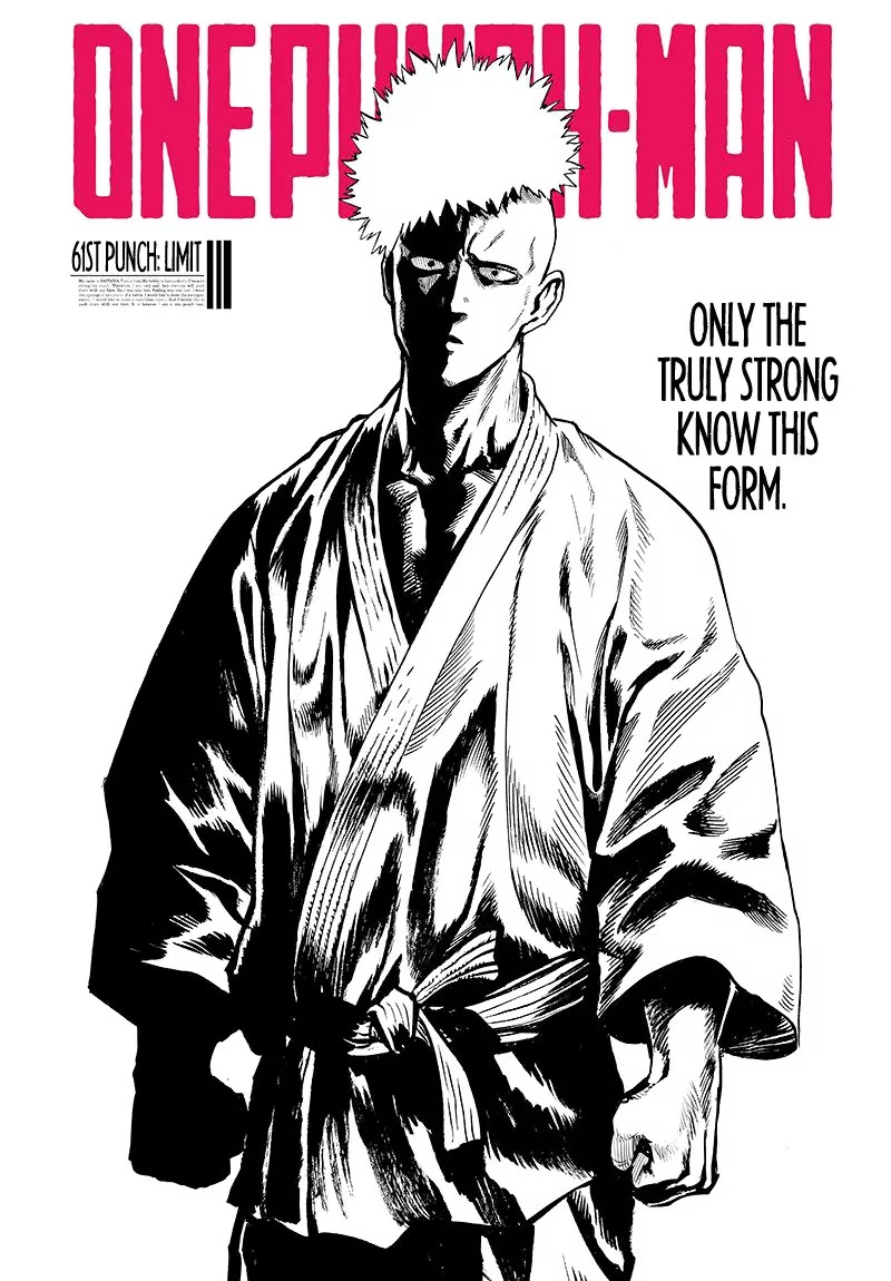 One Punch Man, Chapter Onepunch-Man 64.1 image 001