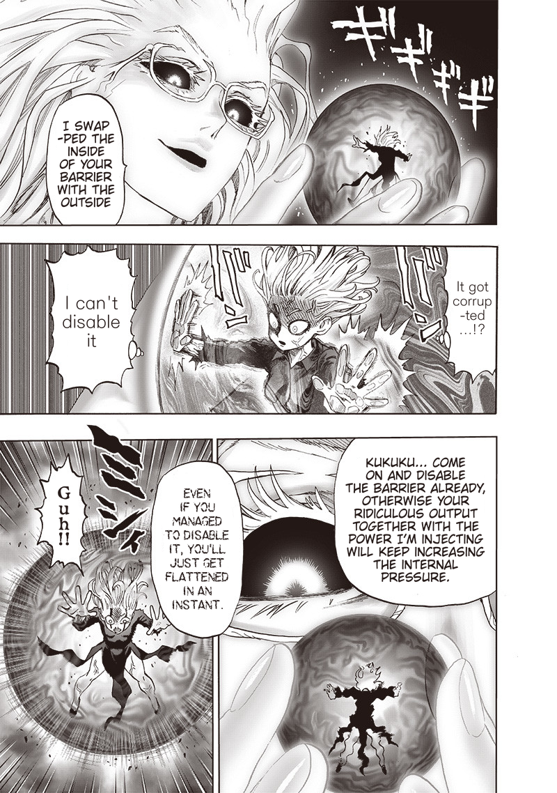 One Punch Man, Chapter 128 image 018