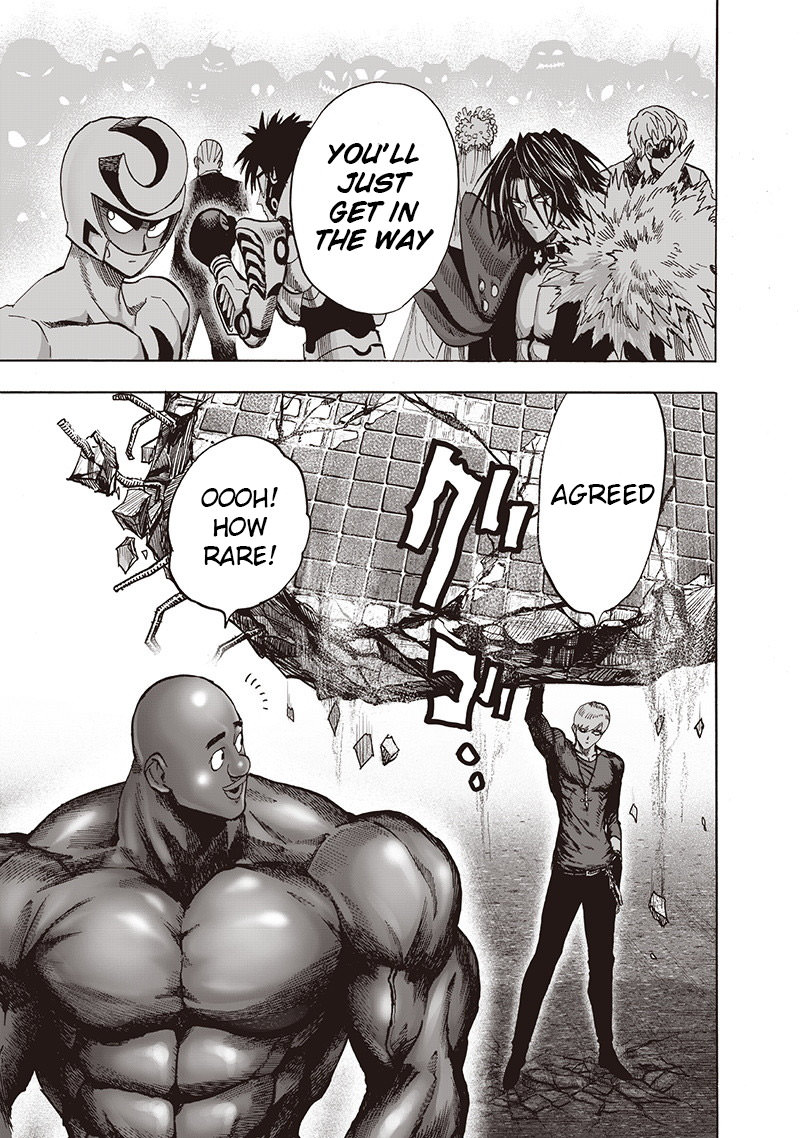 One Punch Man, Chapter Onepunch-Man 94 image 029