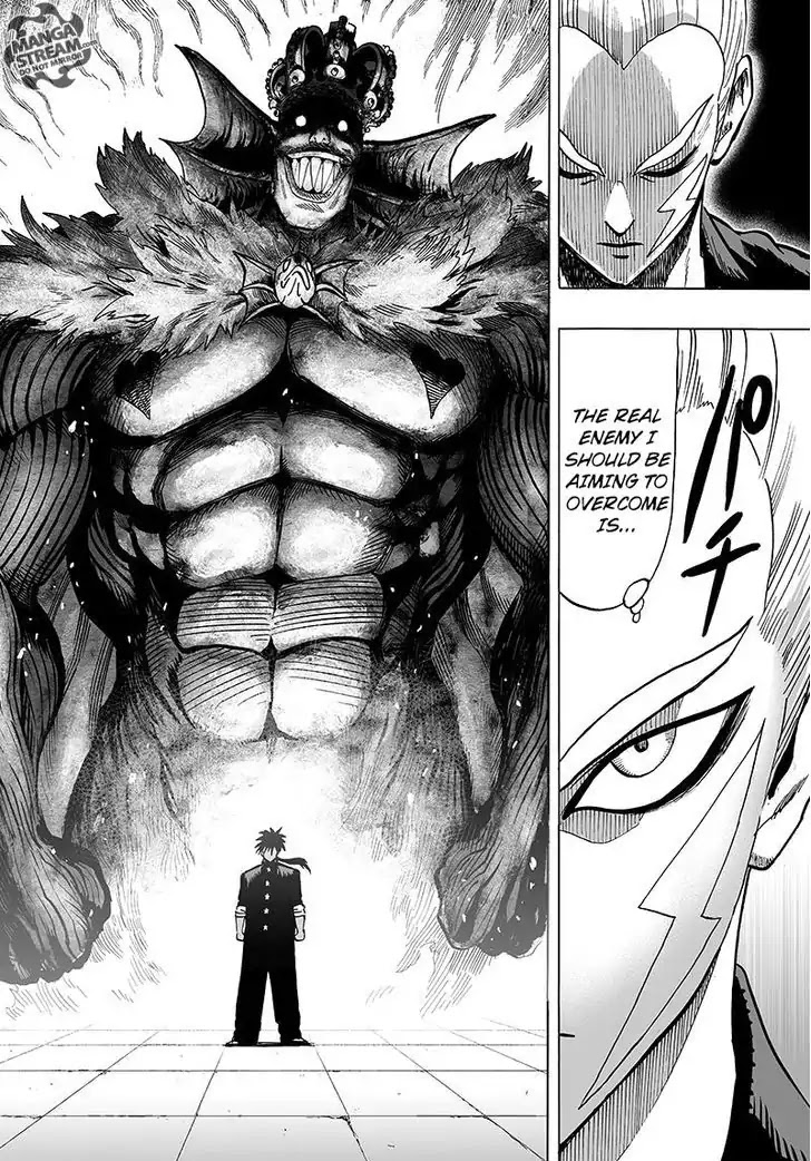 One Punch Man, Chapter Onepunch-Man 62.1 image 006