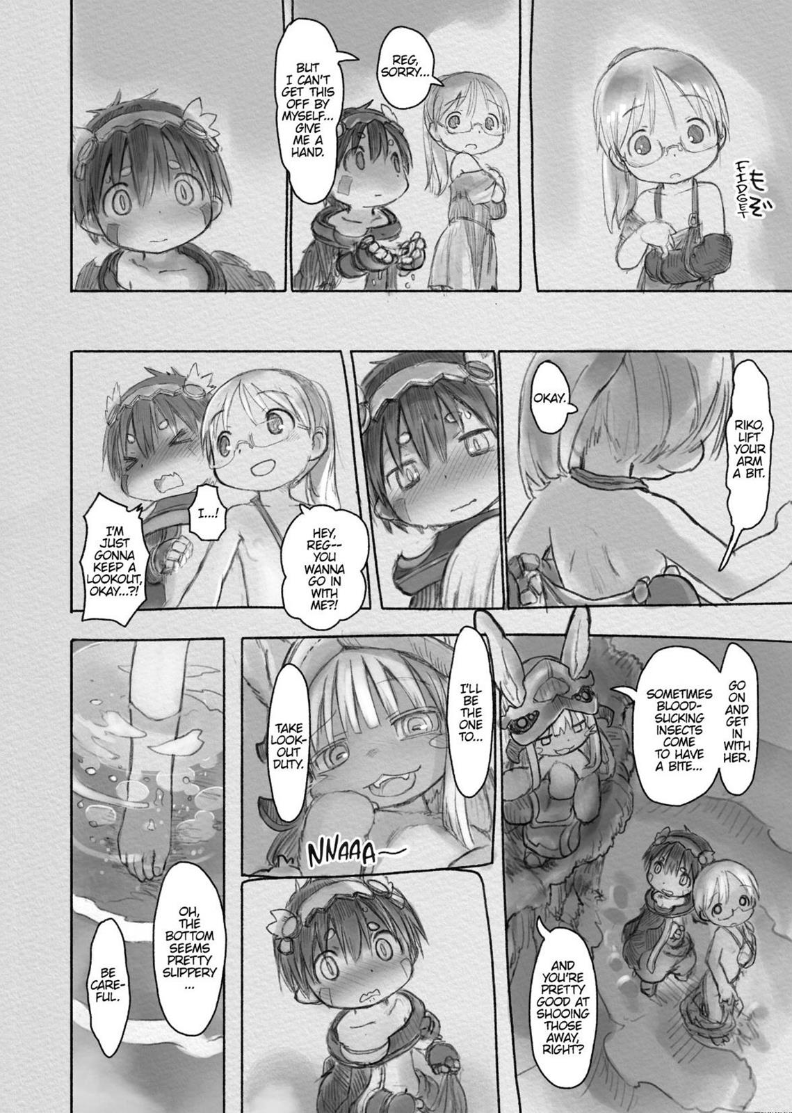 Made In Abyss, Chapter Hello,Abyss 25 image 022