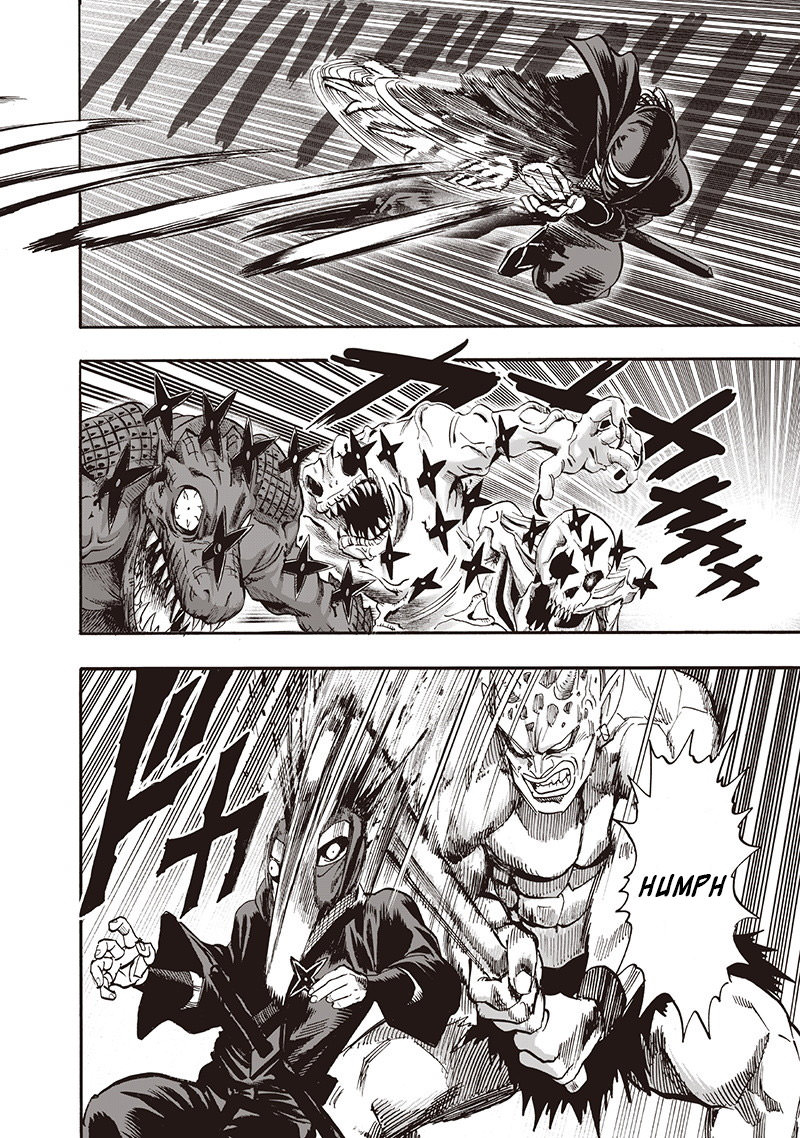 One Punch Man, Chapter Onepunch-Man 94 image 058