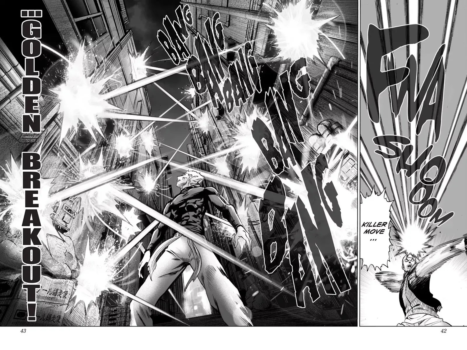 One Punch Man, Chapter Onepunch-Man 50 image 010