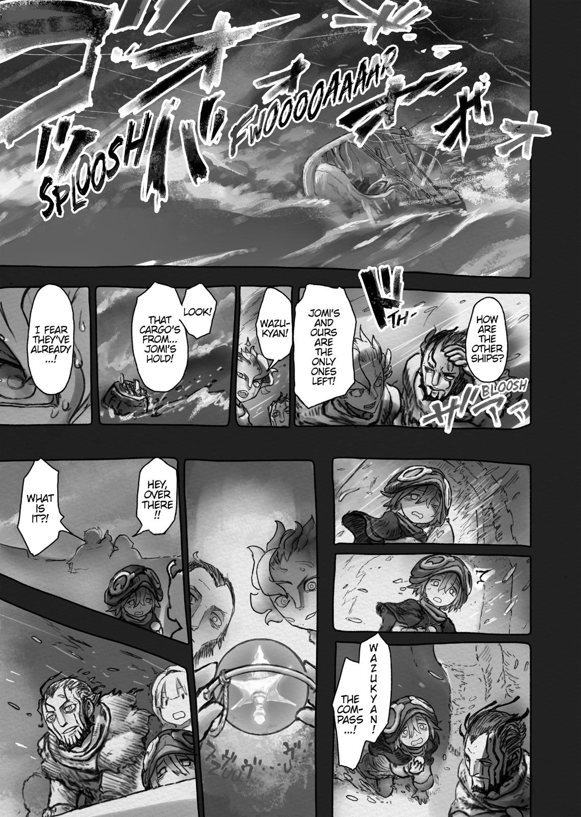 Made In Abyss, Chapter Hello,Abyss 48 image 022