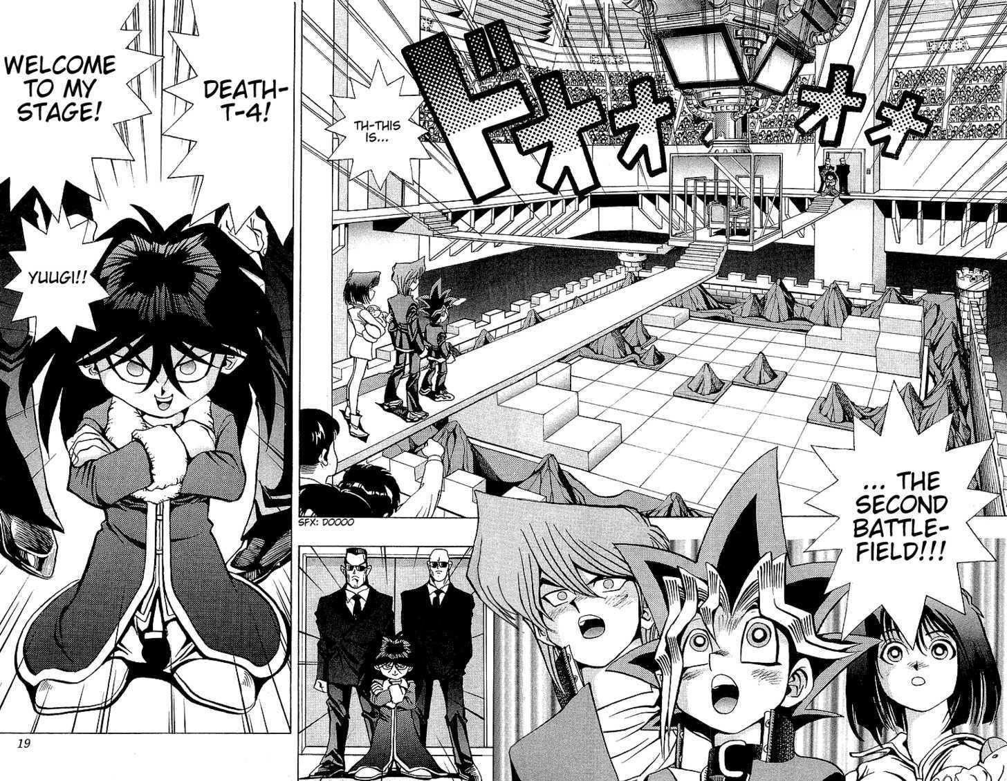 Yu Gi Oh, Chapter Vol.05 Ch.034 - The Second Battlefield!!! image 019