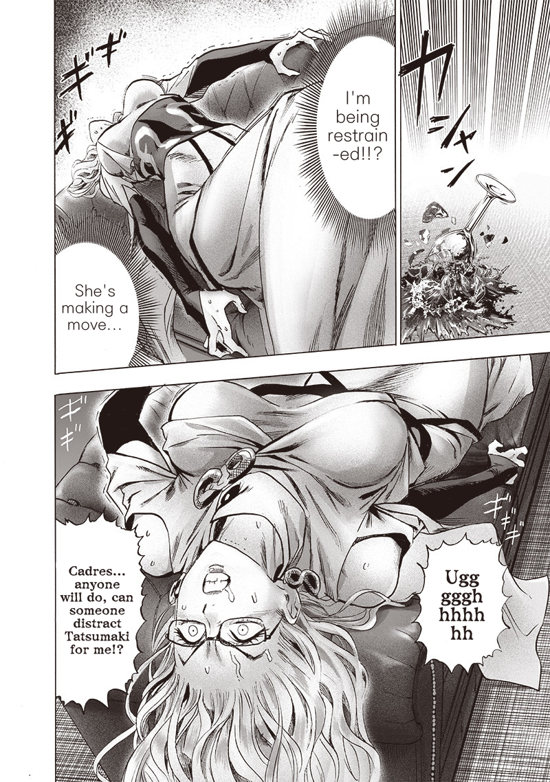 One Punch Man, Chapter One-Punch Man 123 image 025