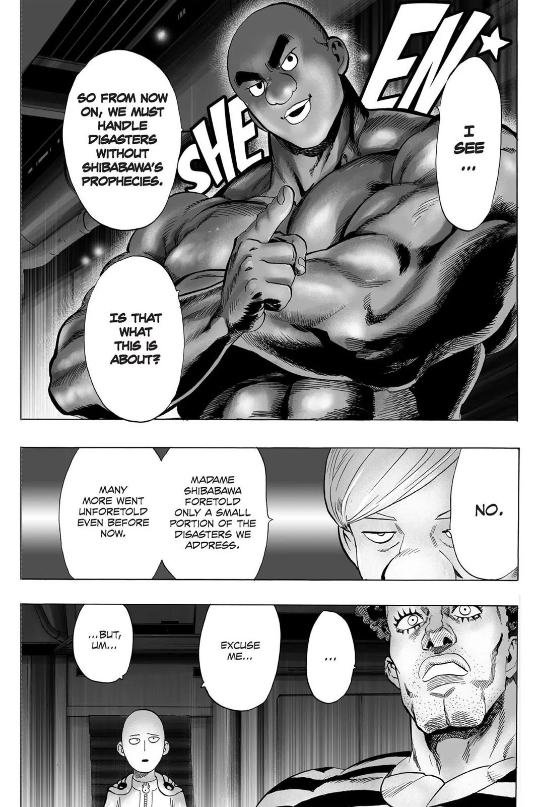One Punch Man, Chapter Onepunch-Man 31 image 008