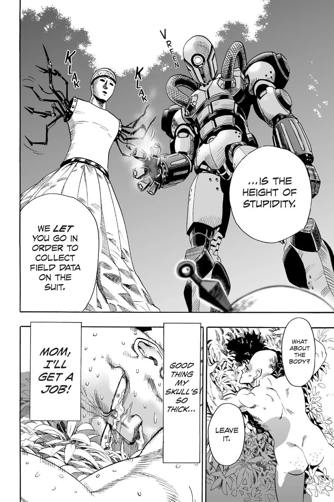 One Punch Man, Chapter Onepunch-Man 14 image 024