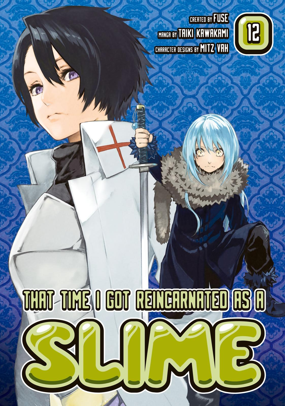 That Time I Got Reincarnated As A Slime, Chapter 53 image 001