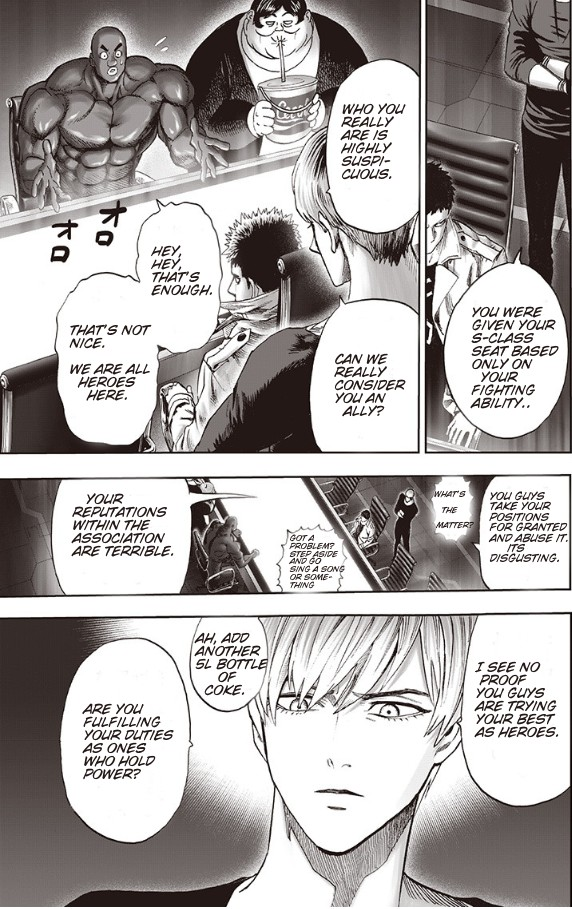One Punch Man, Chapter Onepunch-Man 93 image 021
