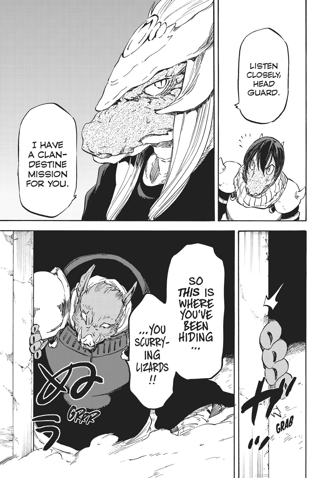 That Time I Got Reincarnated As A Slime, Chapter 20 image 010