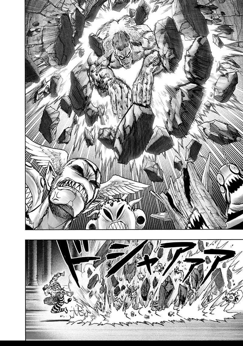 One Punch Man, Chapter Onepunch-Man 105 image 040
