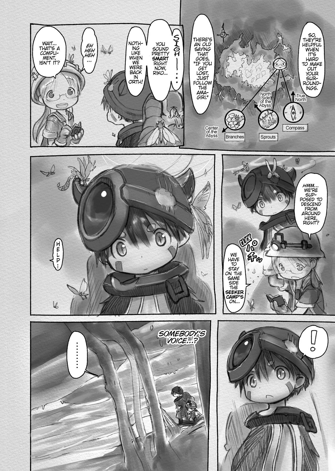 Made In Abyss, Chapter Hello,Abyss 10 image 016