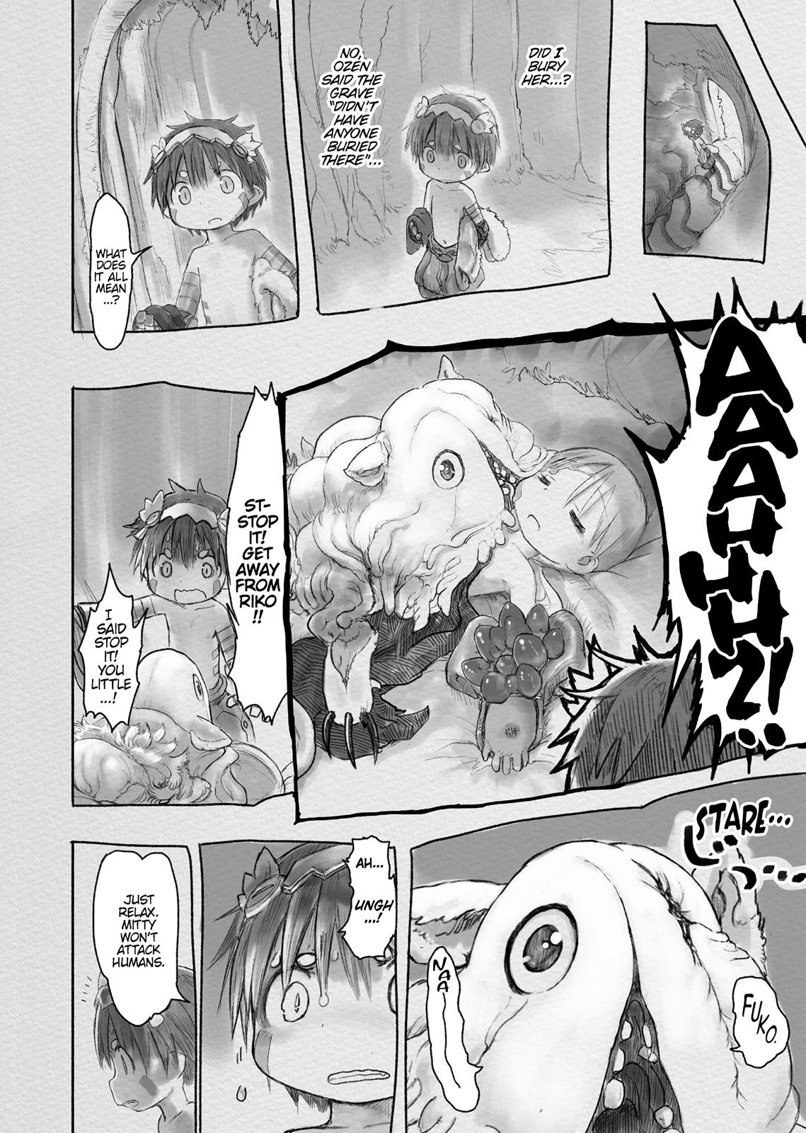 Made In Abyss, Chapter Hello,Abyss 21 image 012