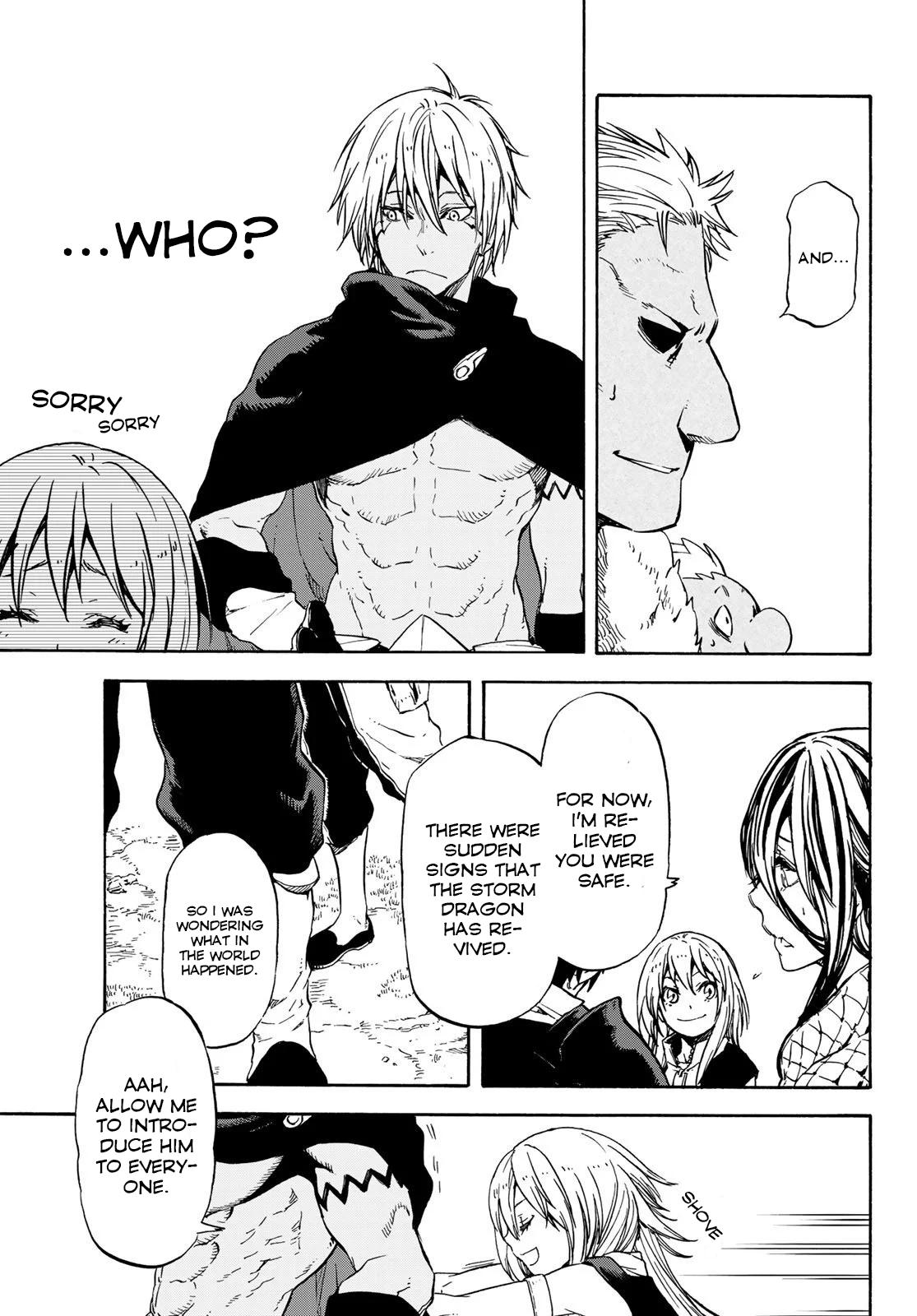 That Time I Got Reincarnated As A Slime, Chapter 72 image 013