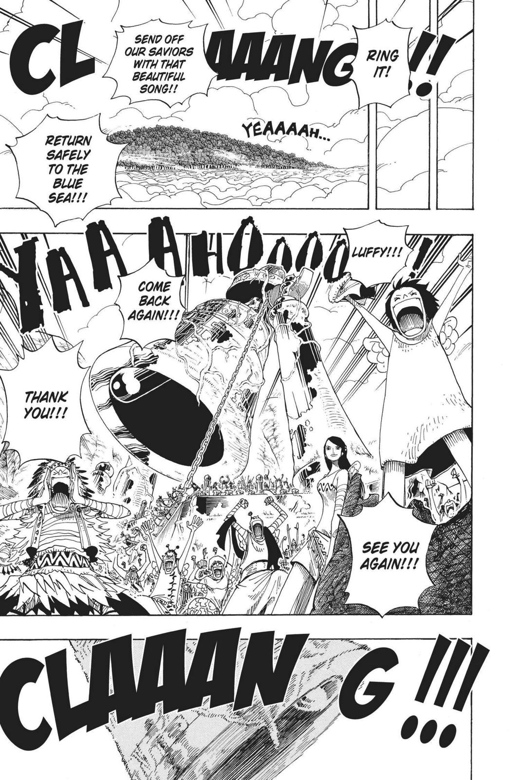 One Piece, Chapter 302 image 016