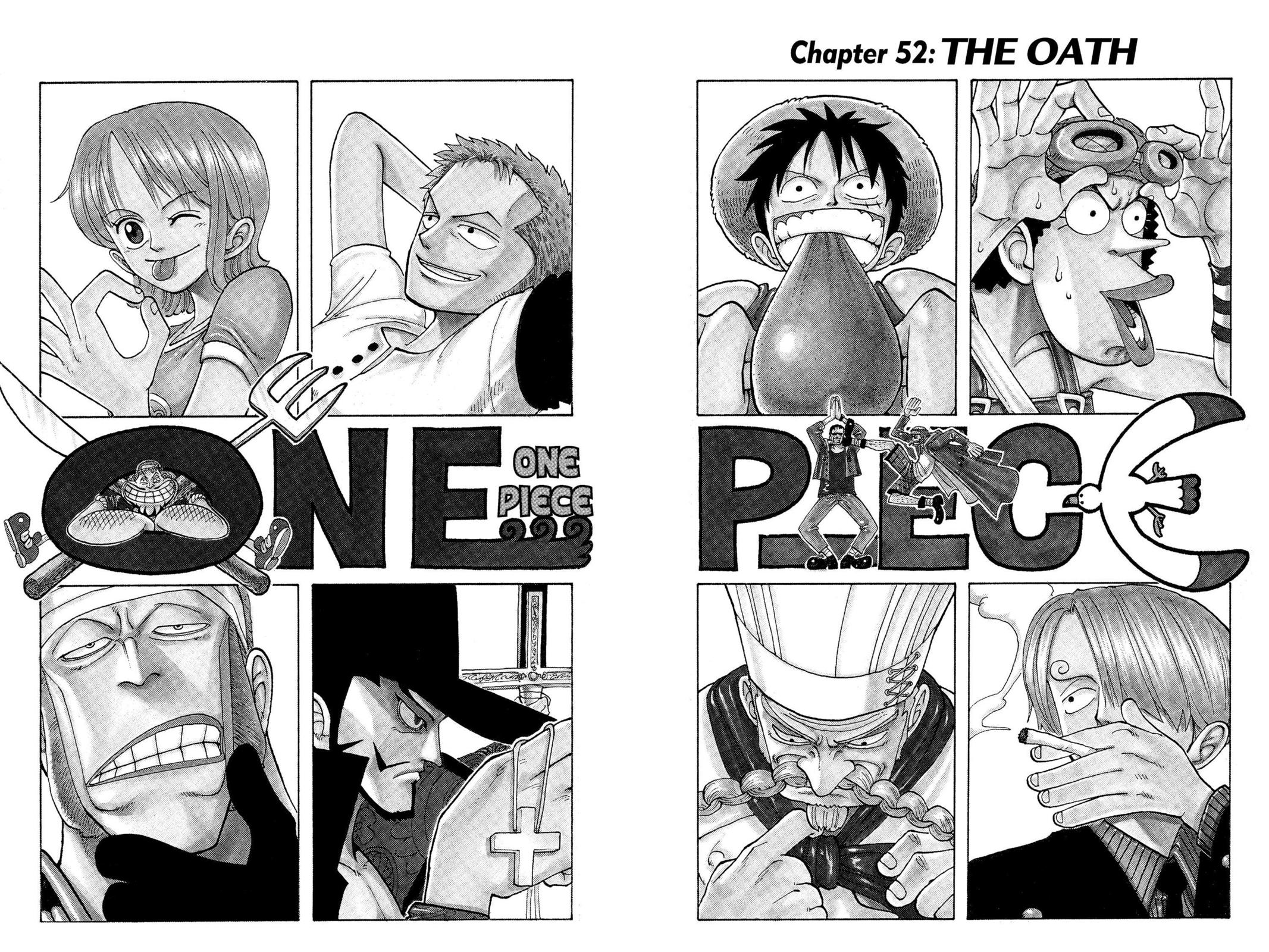 One Piece, Chapter 52 image 002