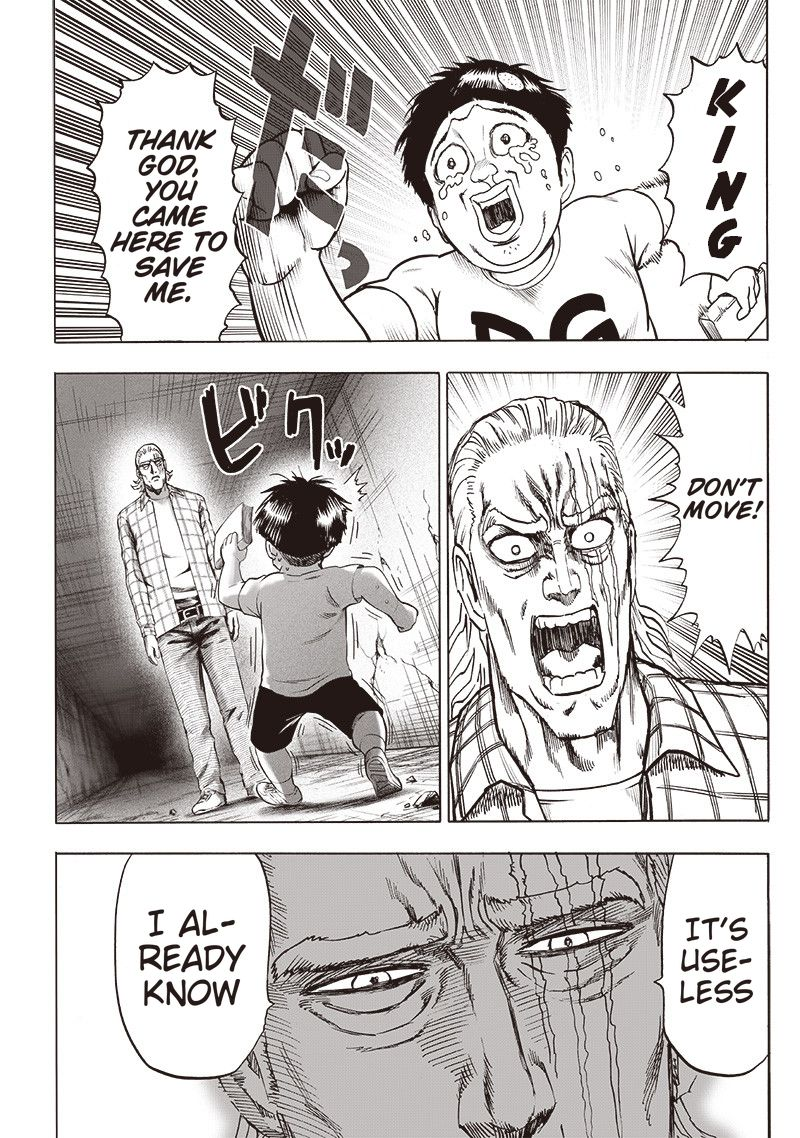 One Punch Man, Chapter One-Punch Man 127.2 image 015