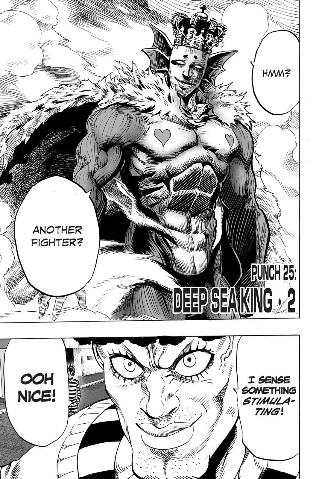 One Punch Man, Chapter Onepunch-Man 25 image 008