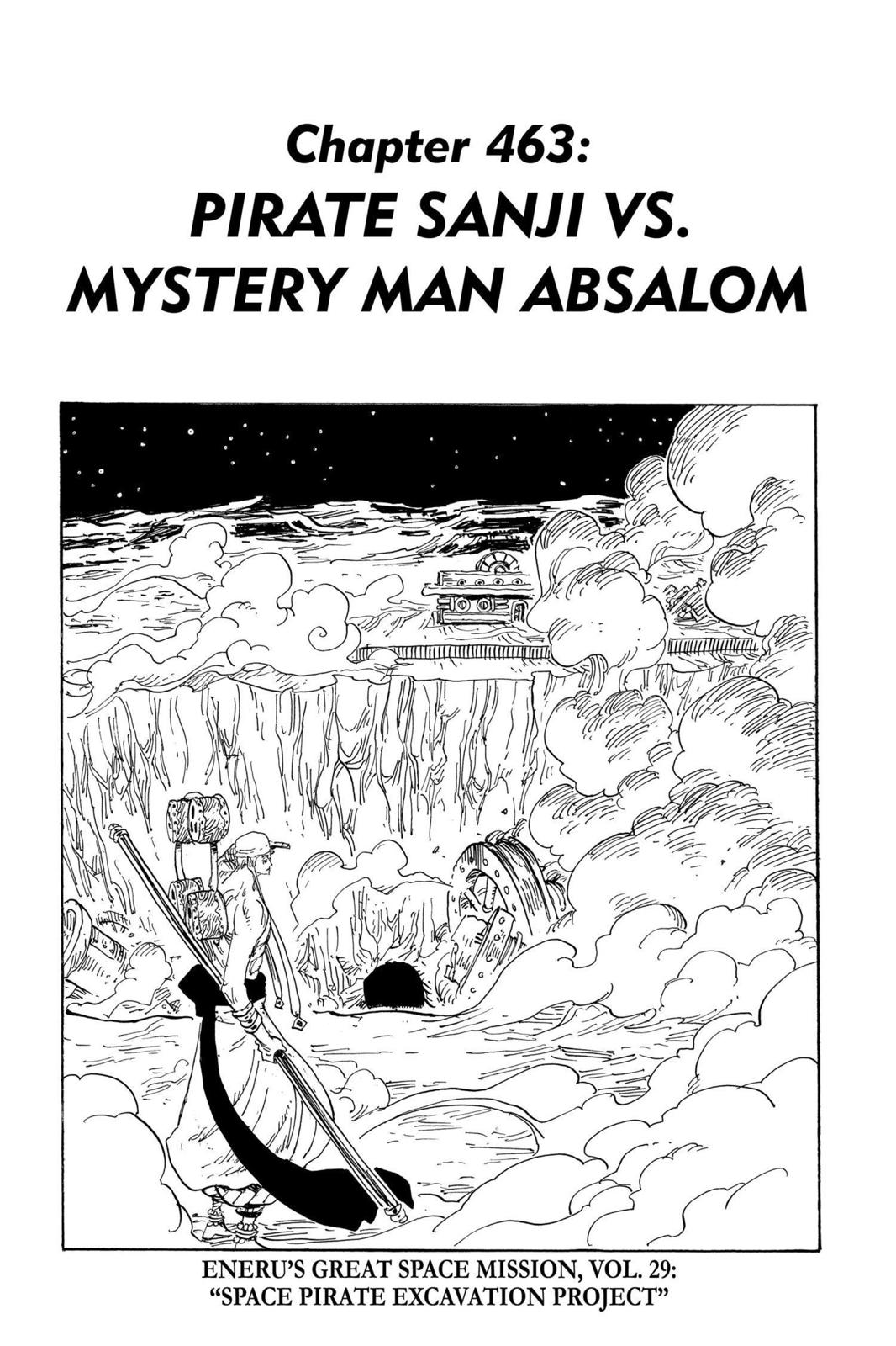 One Piece, Chapter 463 image 001