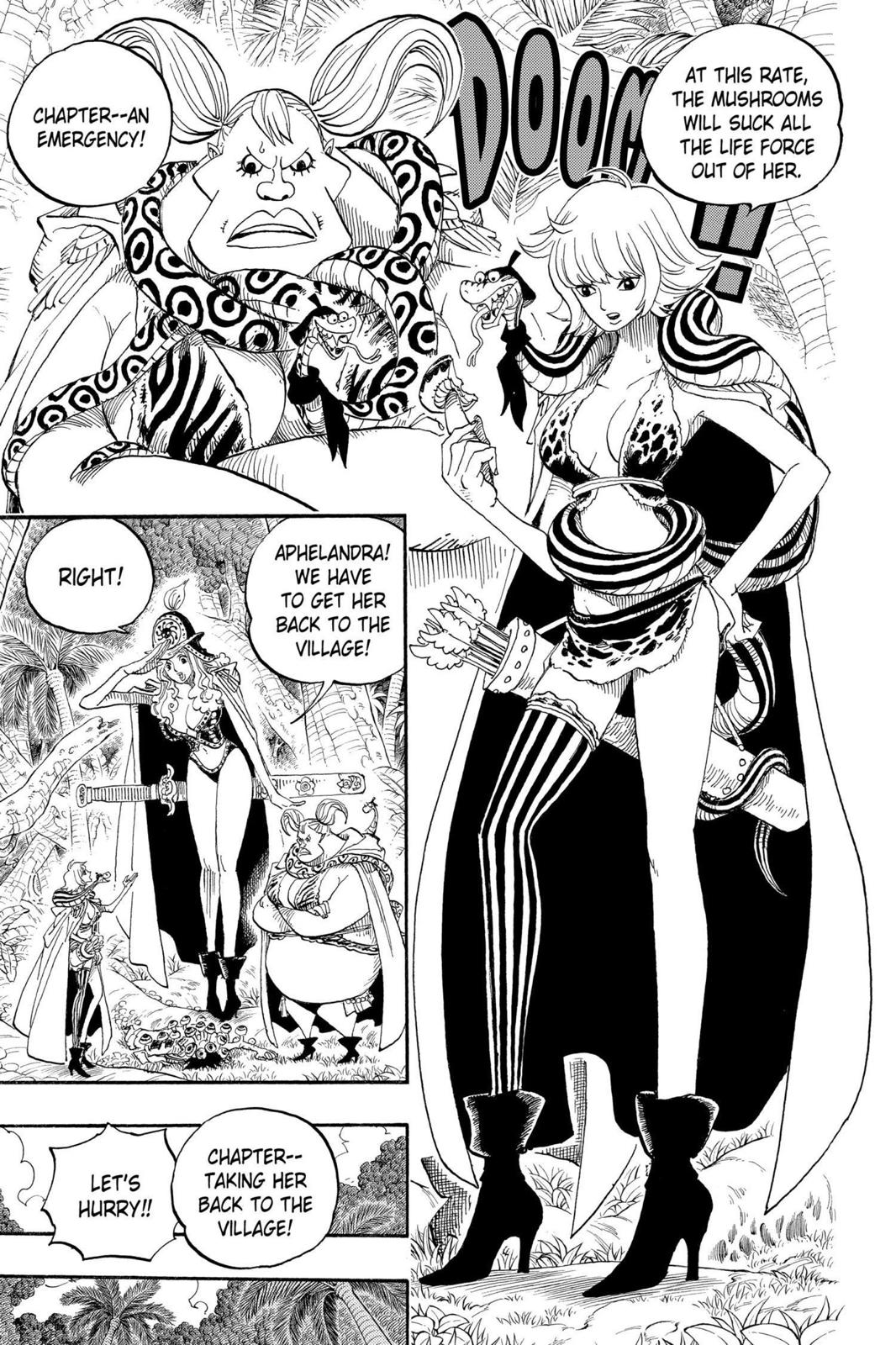 One Piece, Chapter 514 image 014
