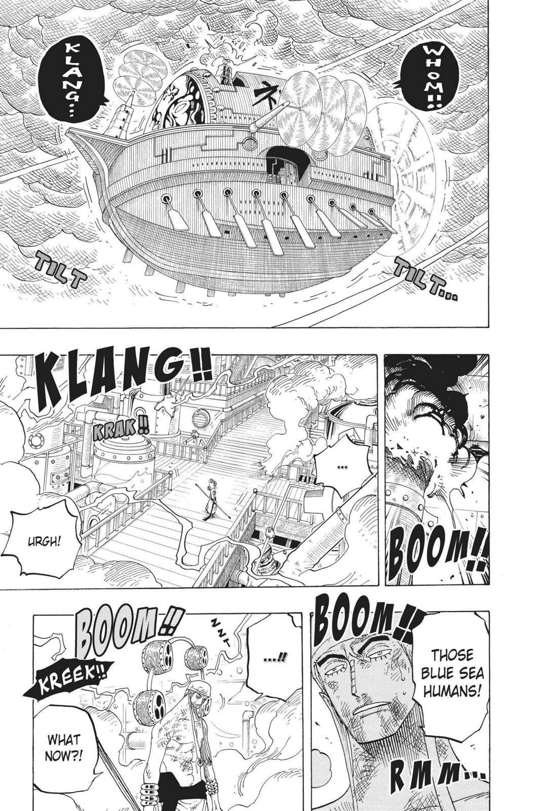 One Piece, Chapter 285 image 005