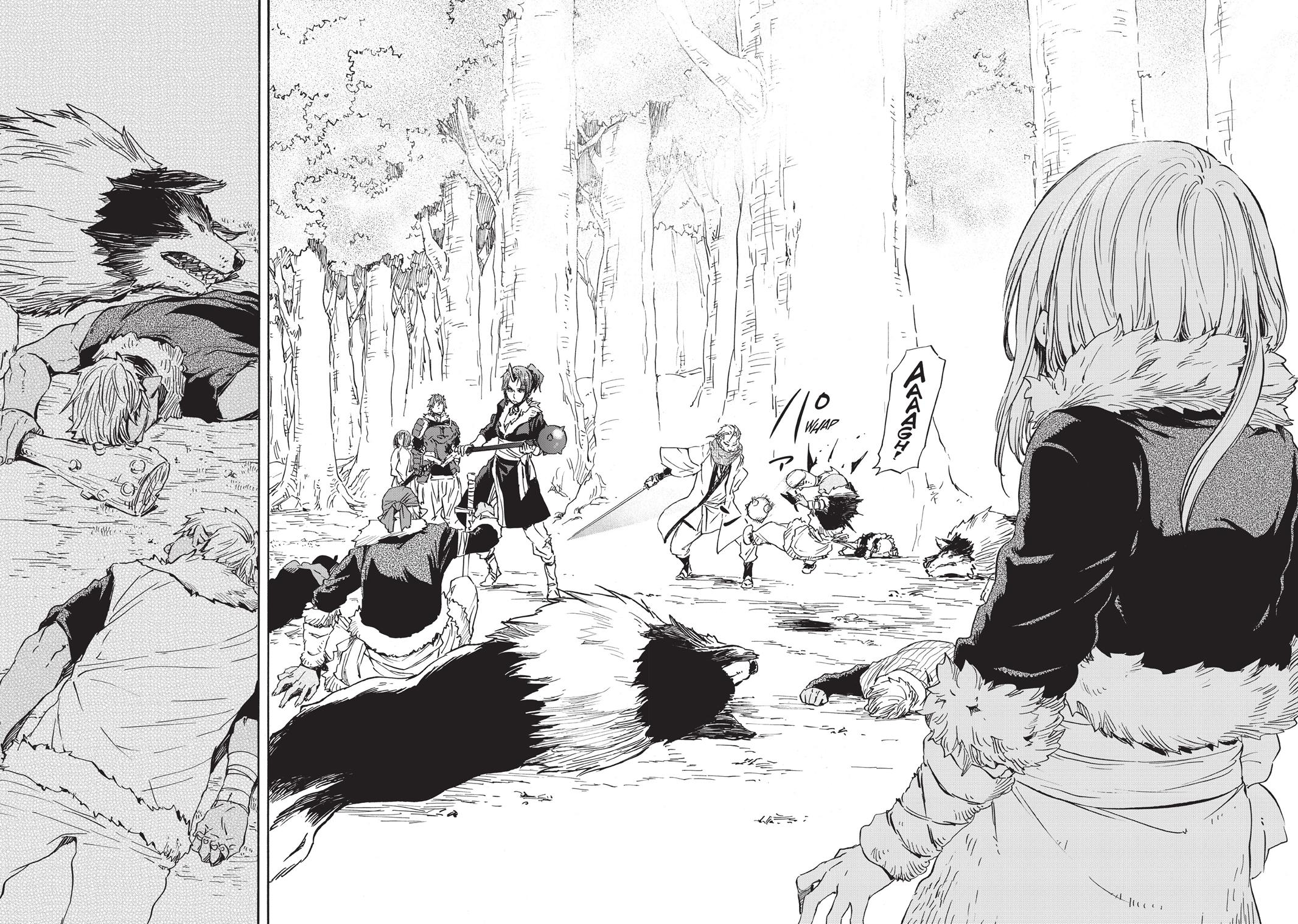 That Time I Got Reincarnated As A Slime, Chapter 12 image 033