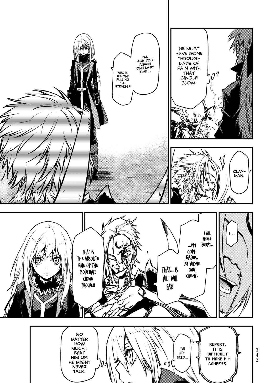 That Time I Got Reincarnated As A Slime, Chapter 85 image 015