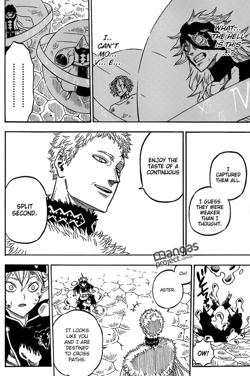 Black Clover, Chapter 35 The Most Powerful Man image 017
