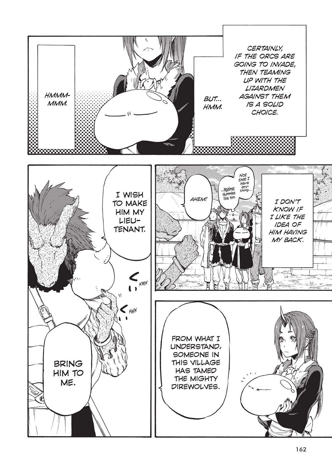 That Time I Got Reincarnated As A Slime, Chapter 17 image 005
