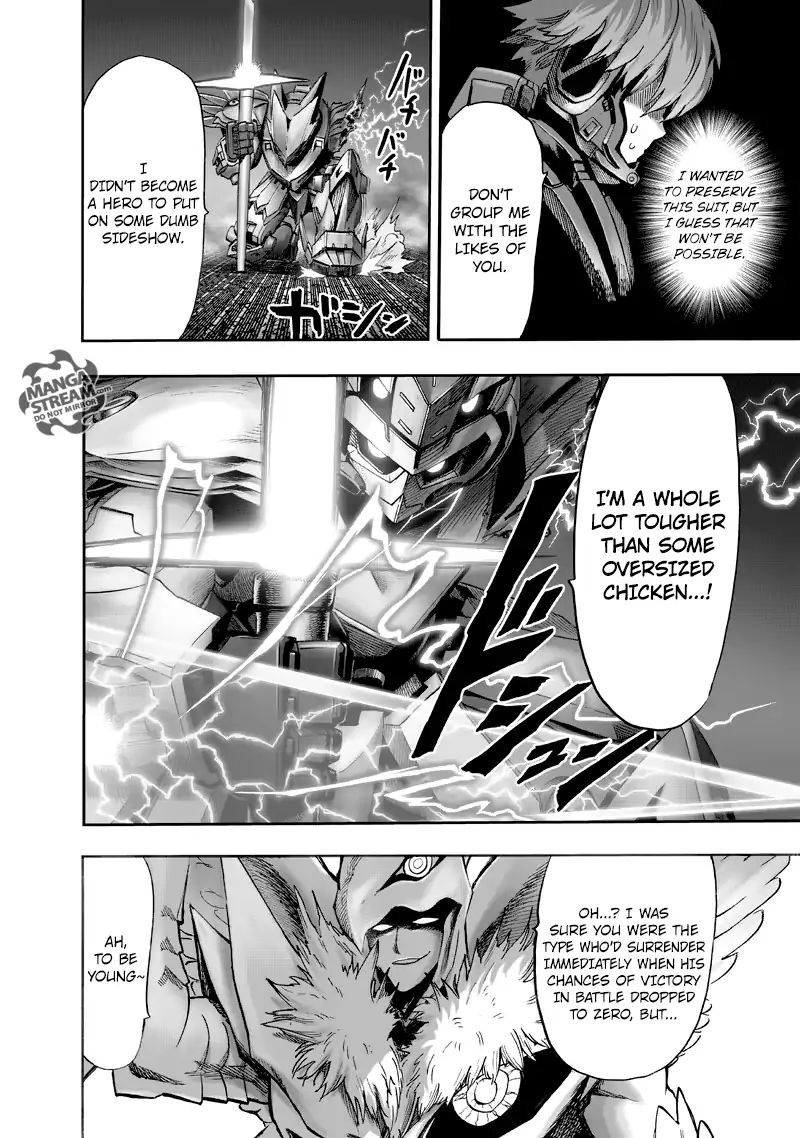 One Punch Man, Chapter Onepunch-Man 99.4 image 008