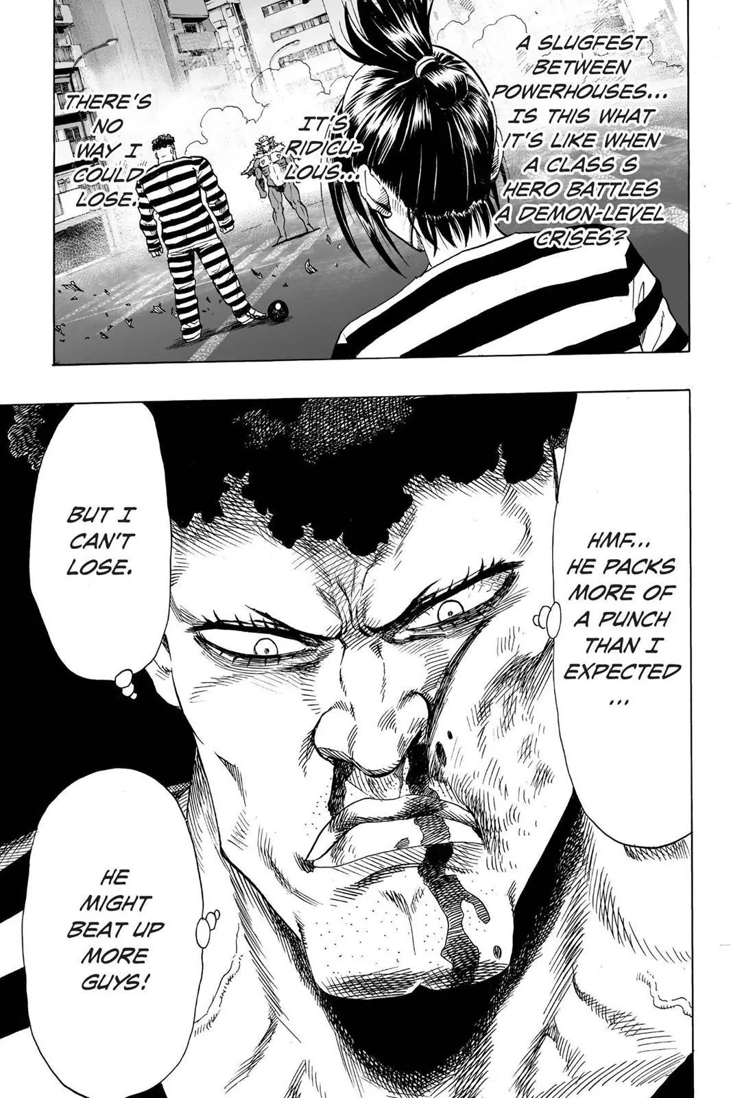 One Punch Man, Chapter Onepunch-Man 25 image 020