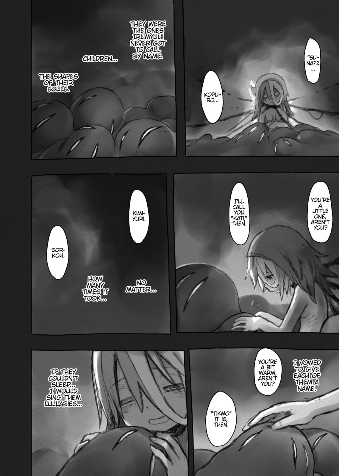 Made In Abyss, Chapter Hello,Abyss 51 image 043