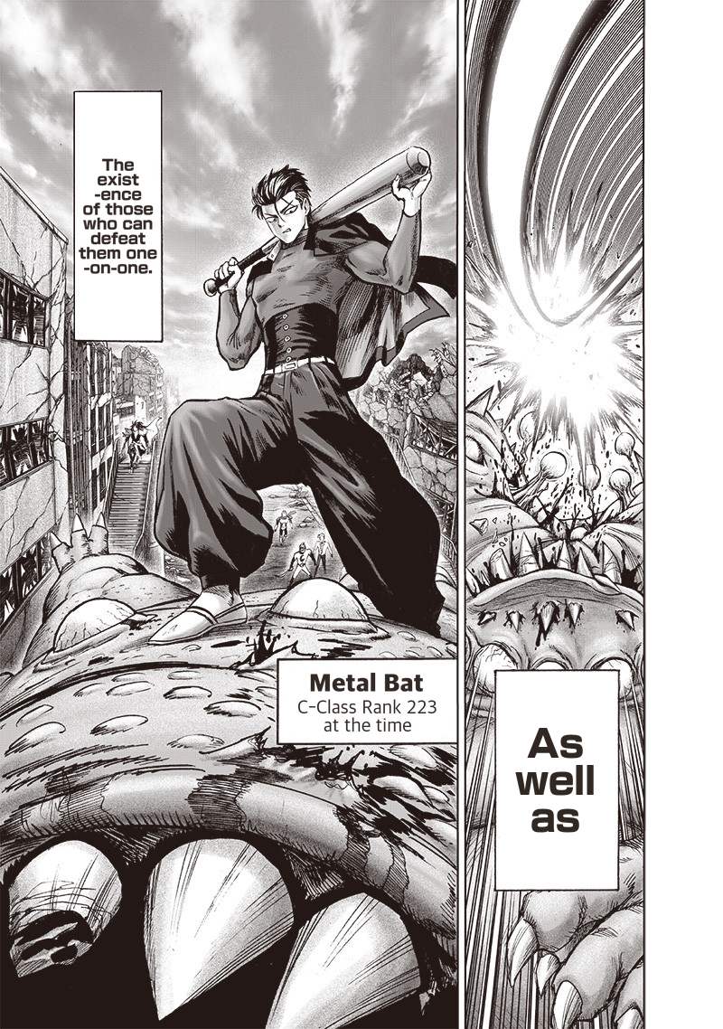 One Punch Man, Chapter One-Punch Man 122 image 018