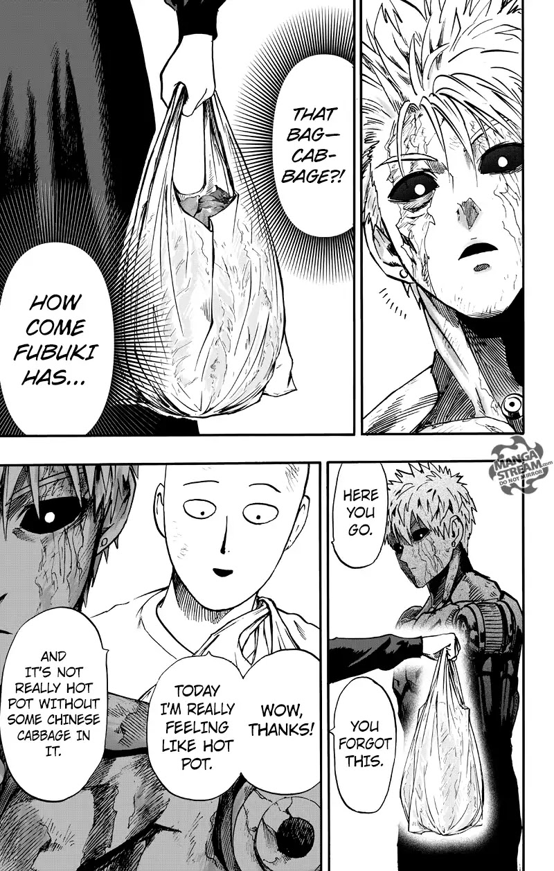 One Punch Man, Chapter Onepunch-Man 89 image 012