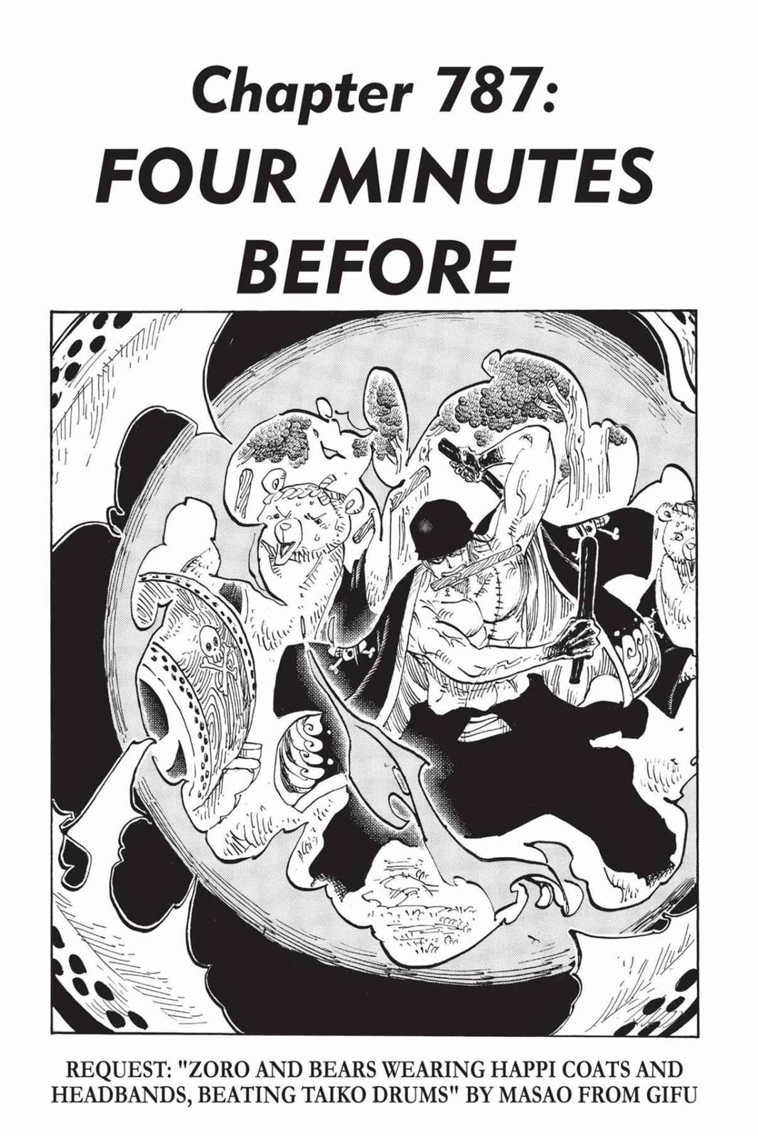 One Piece, Chapter 787 image 001