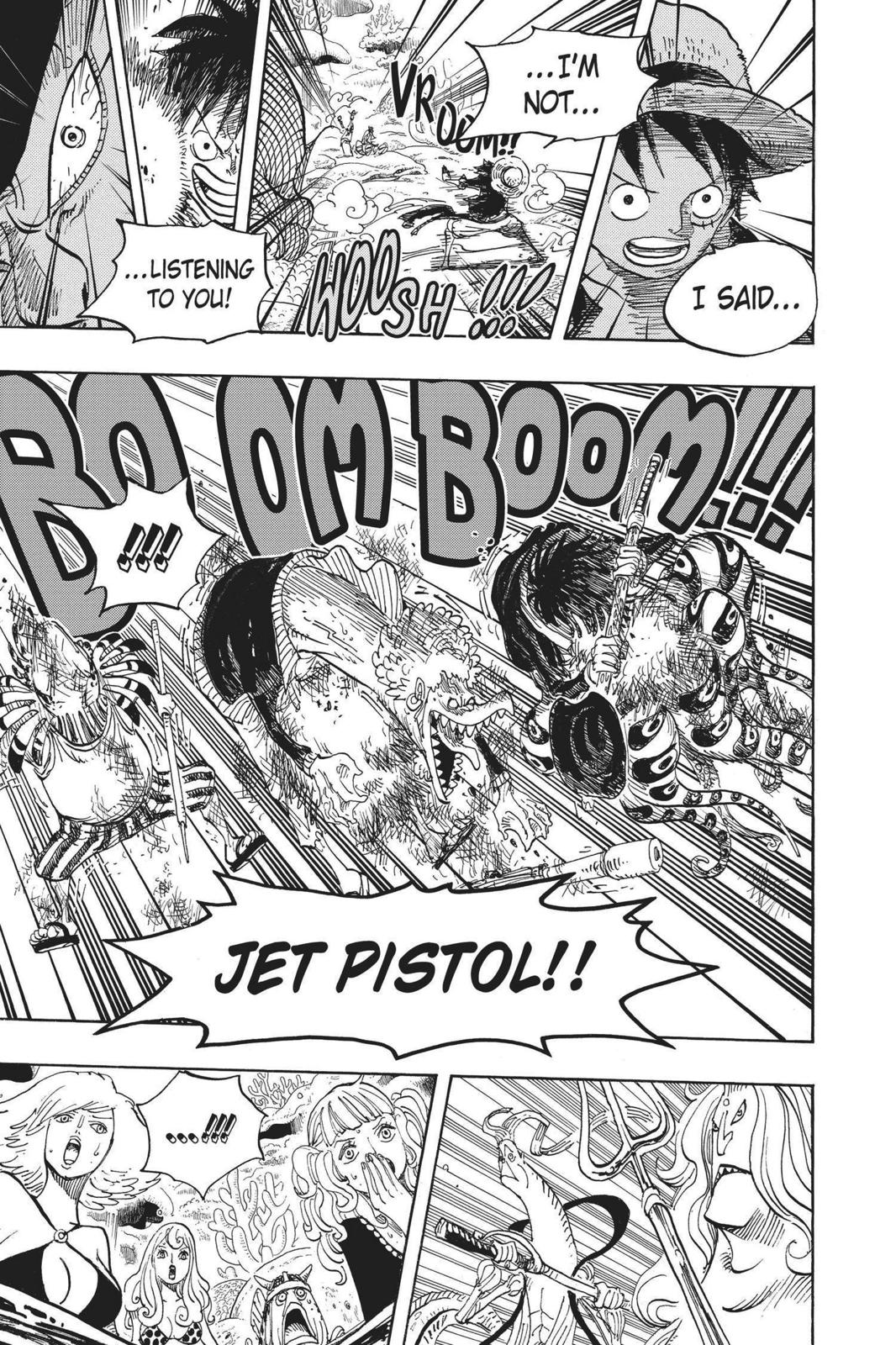 One Piece, Chapter 609 image 013