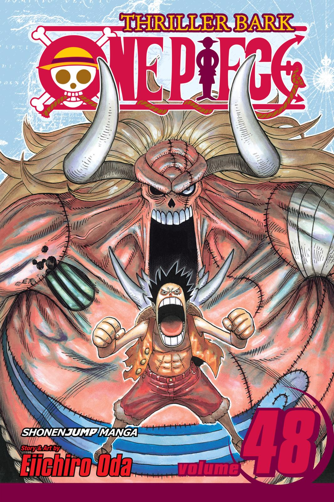 One Piece, Chapter 460 image 001